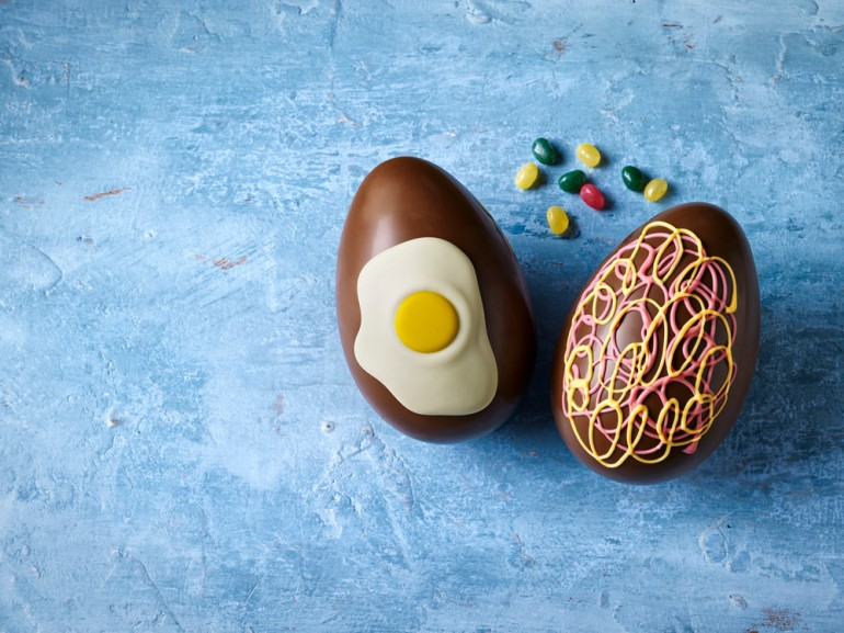 Easter taste team