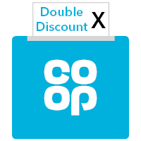 Double Discount graphic