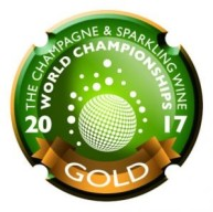 Champagne and Sparkling Wine World Championships logo