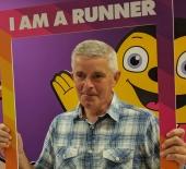 Runner Stephen