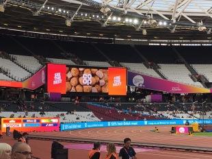 Co-op branding around the stadium