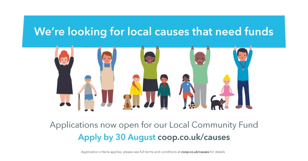 We're looking for local causes illustration