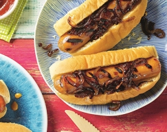 Hot dog buns that came best three in BBC Good Food magazine taste test
