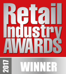 Retail Industry Awards 2017 logo