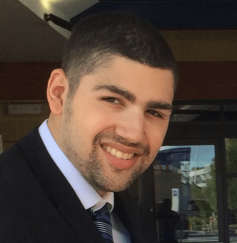 Customer team member Mark Pedro