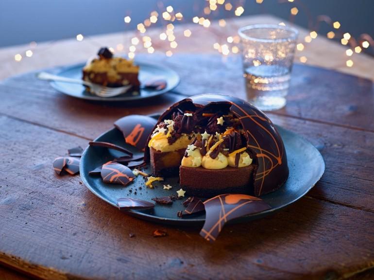 Smashing Dome Dessert
