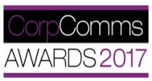 Corporate comms award logo