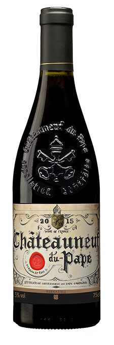 Co-op Irresistible Châteauneuf du Pape small 2015