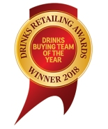 Drinks Buying team of the year award logo