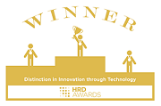 HRD Award logo for Distinction in innovation