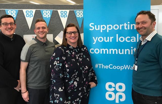 Local Community Fund team