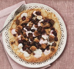 Rocky Road Pancakes 2