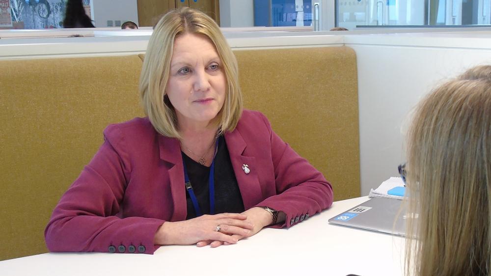 Christine Edge, Senior Programme Manager Co-op Digital