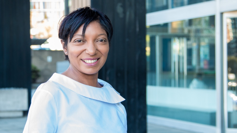 Dee Germain-Dibley - winner of Insurance Colleague of the Year