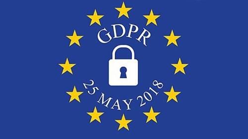 GDPR - 25 May 2018 logo