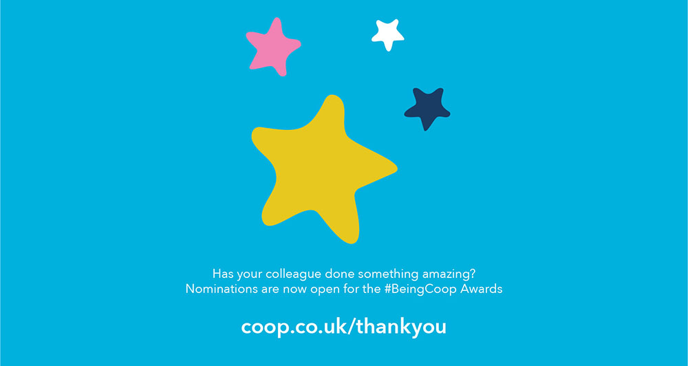 Being Coop Awards 2019