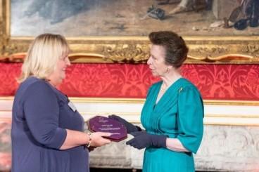 Princess Anne award
