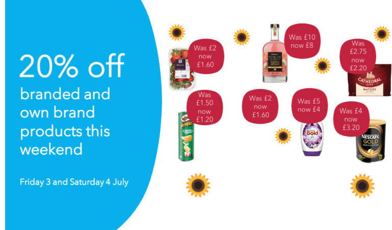 July DD products